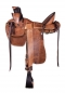 Preview: Wade saddle custom made by horsegear Sattlerei Germany 1