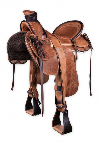 Wade saddle custom made by horsegear Sattlerei Germany 2